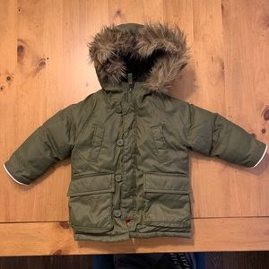 Gap Kids toddler winter coat